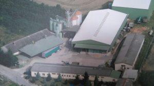 Erdtmann Kleintierfutter GmbH - Luftaufnahme